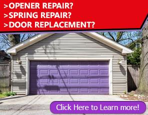 Broken Springs - Garage Door Repair Cicero, IL